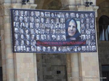 Genocidio armeno, in memoria delle vittime (Brett Holt - Flickr)