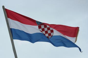 Bandiera croata, foto di Gareth Rushgrove - Flickr.com.jpg