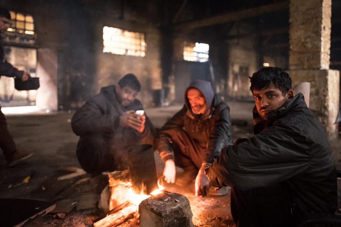 Migranti in Serbia, foto di Frode Bjorshol - Flickr.jpg