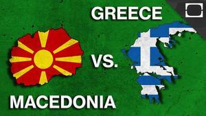 Macedonia e Grecia