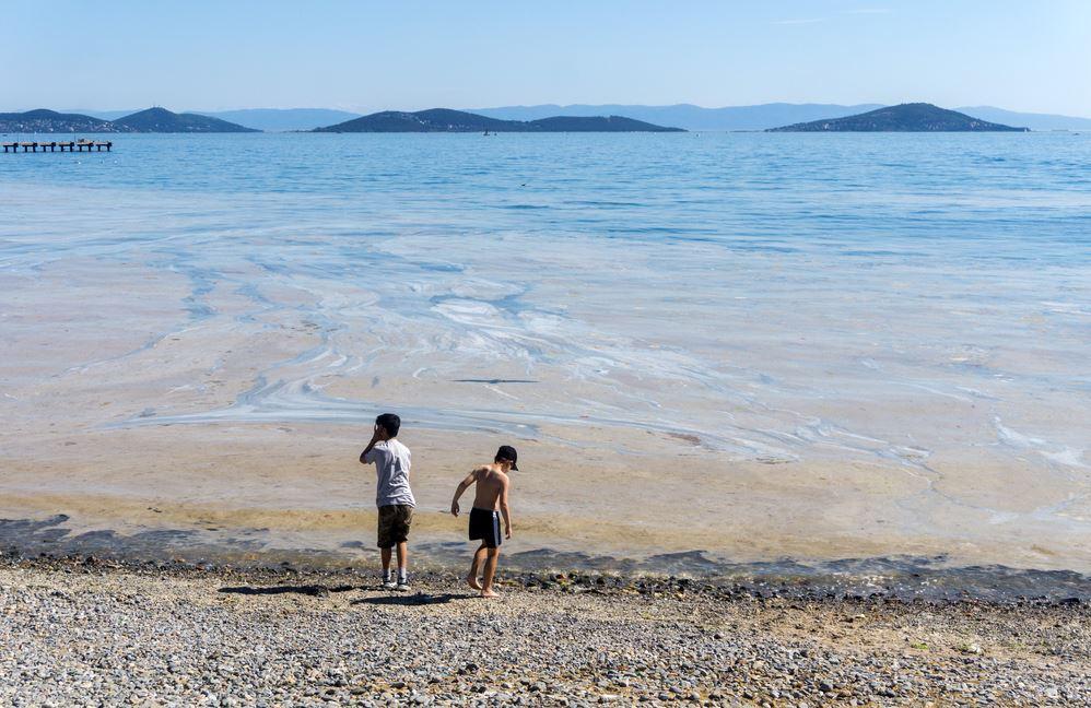 Mucillagini nel mar di Marmara - © okanozdemir/Shutterstock
