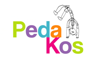 Il logo del progetto Pedakos