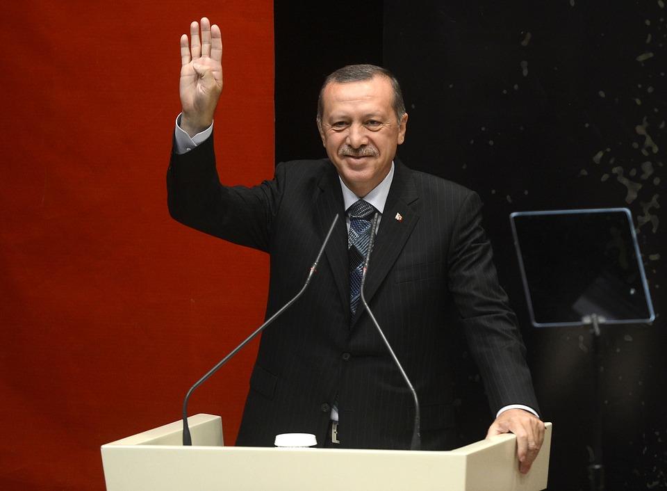 Recep Tayyp Erdoğan - Pixabay