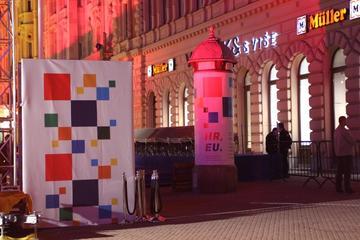 Zagabria, 24 ore prima dell'ingresso in Ue - foto di Nicole Corritore per Obc