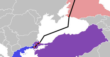 Turkish Stream - Wikimedia Commons