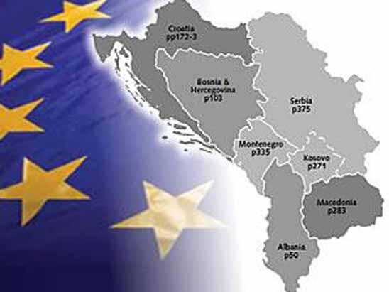 Ue - Balcani occidentali