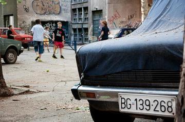 Belgrado, giochi tra palazzi - Torremountain/Flickr