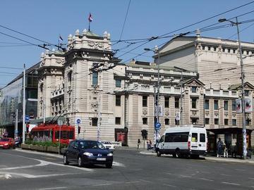 Belgrado 2102, foto di Paradasos - Flickr.com