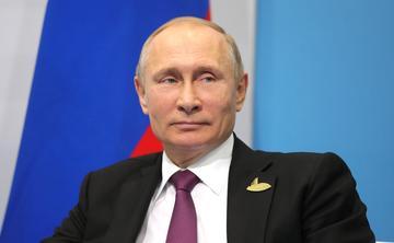 Vladimir Putin - Wikimedia Commons