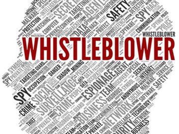 Whistleblower, dal web