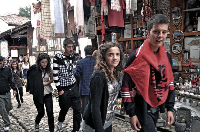 Albania, bazar di Kruja - foto di Marjola Rukaj per Obc