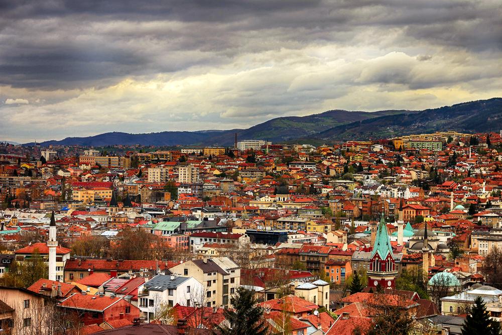 Sarajevo, Bosnia Erzegovina - Shutterstock