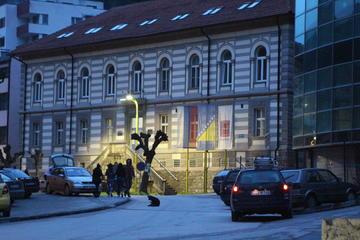 Srebrenica, Palazzo municipale - foto N.Corritore.jpg