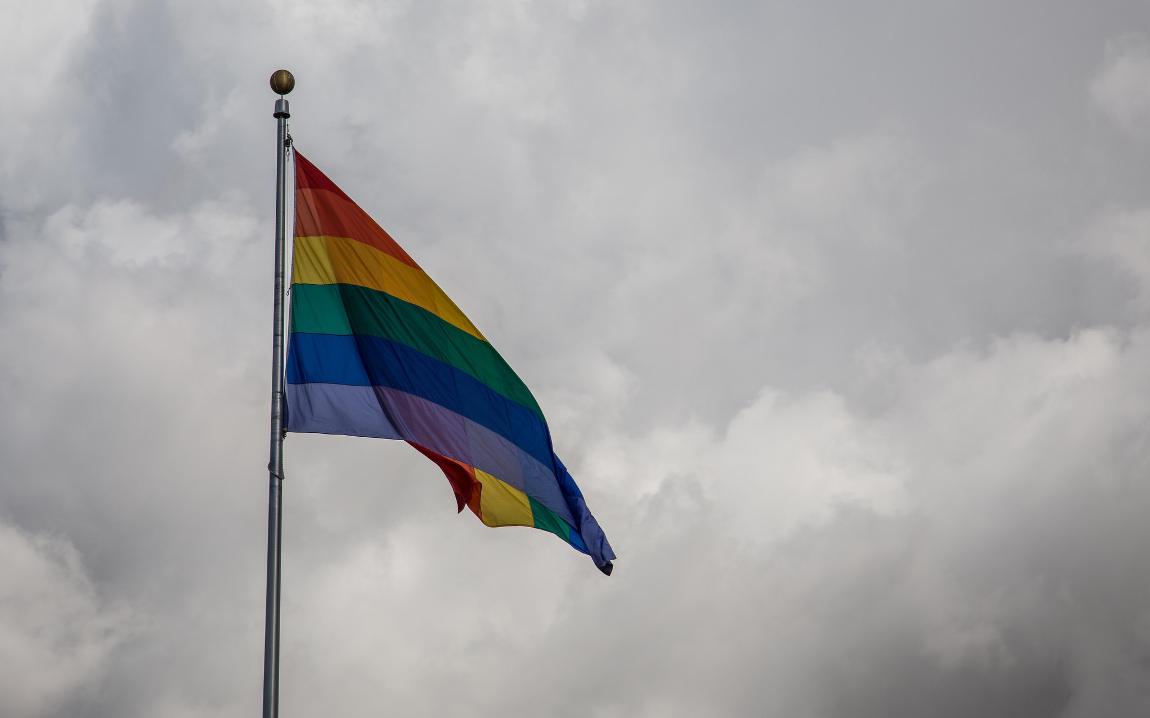 Bandiera arcobaleno - foto Tony Webster - Flickr.jpg