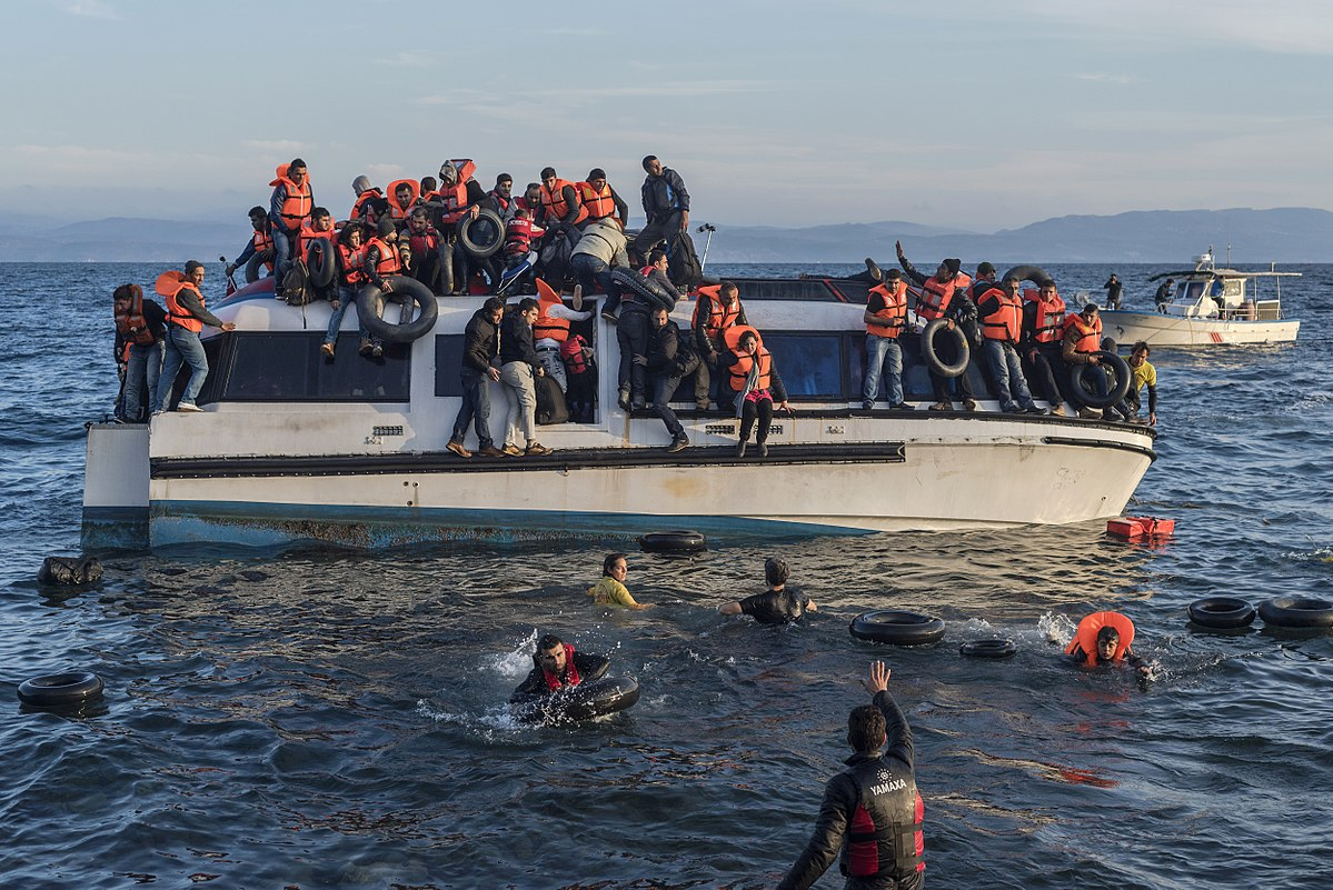 Rifugiati - Wikimedia Commons
