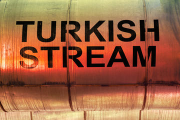 Turkish Stream - Lisic/Shutterstock