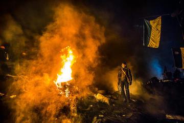 Kiev, proteste 2014, foto di Sasha Maksymenko - Flickr.com.jpg
