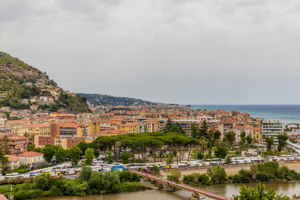 Ventimiglia (Chrispictures/Shutterstock)