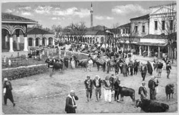 Tirana's çarshija