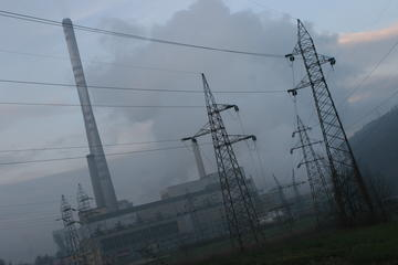 Power plant in the Zenica-Doboj canton - A. Rossini
