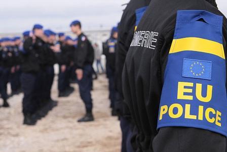 Eulex police