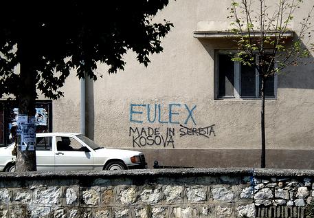 Eulex, Kosovo