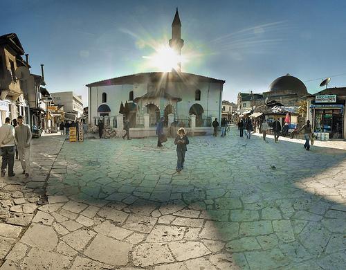 Skopje, la čaršija (Photo Panoramas, Flickr)