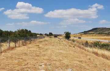 The ancient Via Egnatia