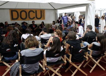 Docu-corner al Sarajevo Film Festival