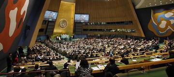 Assemblea generale dell'Onu - fonte:Onu