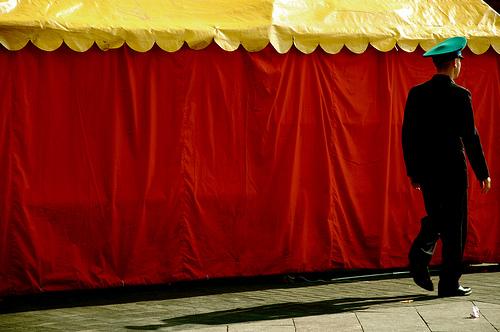 Soldato russo (Foto Chris JL, Flickr)