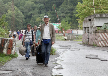 Rondine in Abkhazia