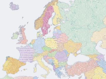 Europa, disegno di Septem Trionis