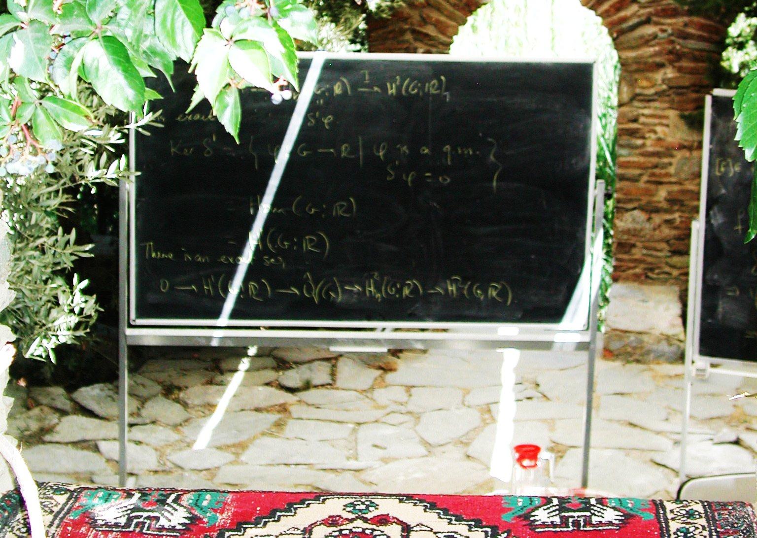 Villaggio della matematica