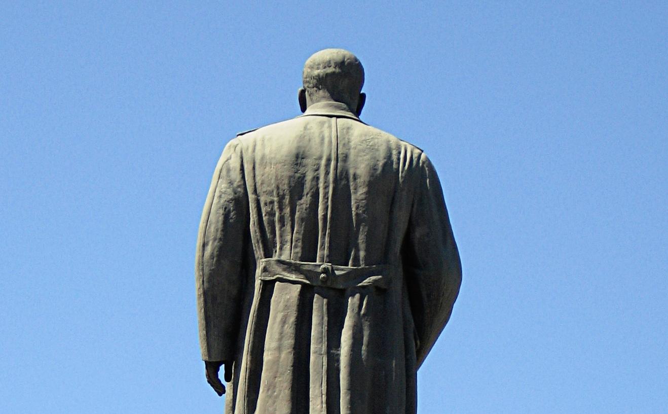 Statua di Stalin