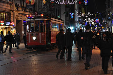 Istklal Caddesi, Istanbul
