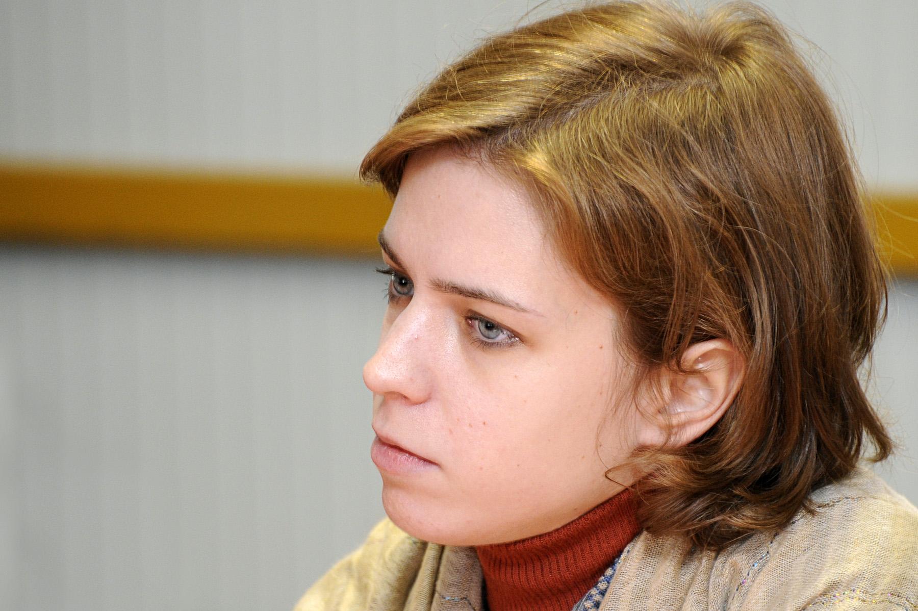 Vera Politkovskaja, figlia della giornalista Anna Politkovskaja