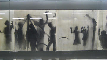 Omonia, metro station