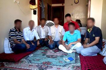 La Jirga di Gaziantep