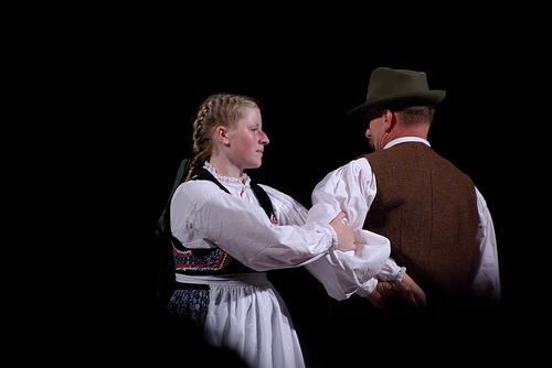 danzatori ungheresi