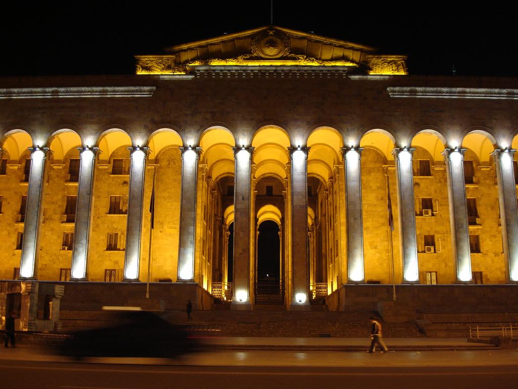 Parlamento georgiano