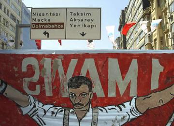Piazza Taksim-Istanbul