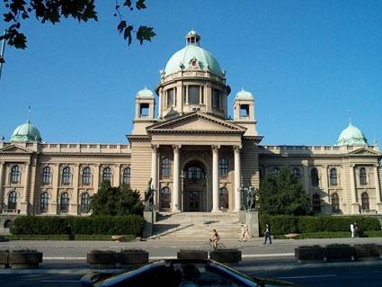 Serbia nuovo parlamento vecchi problemi serbia aree for Composizione del parlamento
