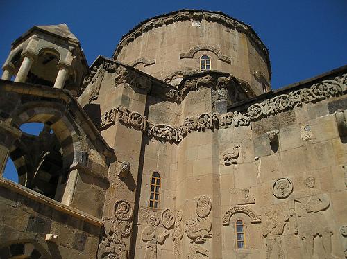 La cattedrale della Santa Croce di Akhtamar