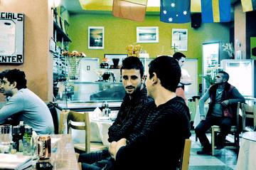 Young Albanians in Tirana - photos Marjola Rukaj