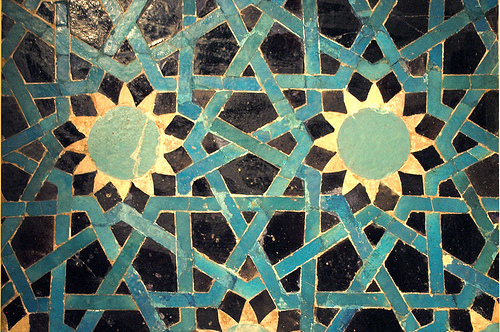Istanbul, mosaic