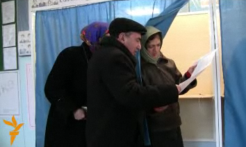 Voting In Azerbaijan