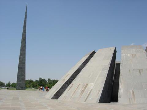 Yerevan, il Museo del Genocidio (Foto Matteo Olivieri)