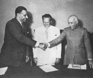 Jawaharlal Nehru non aligned movement