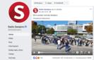 Le proteste di ieri riportate dalla pagina Facebook di Radio Sarajevo